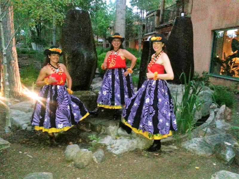 Hula Cowgirls 062516